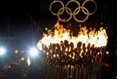 المشاركة الاولمبية العربية