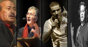 الشعراء العرب الأحياء