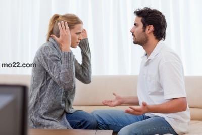 مناقشة الشؤون المالية مع زوجتك