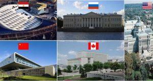 المكتبات الخمس الأكبر في العالم