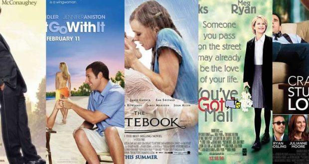 أفضل افلام الحب والرومانسية الغربية في أخر 20 سنة