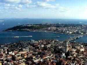 اسطنبول أكبر مدينة في تركيا