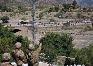 الحدود بين أفغانستان وباكستان