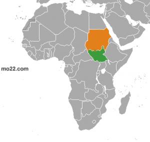 الحدود بين السودان وجنوب السودان