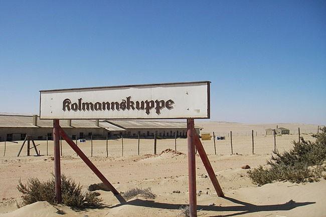 كولمونسكوب بناميبيا