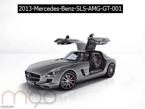 مرسيدس بنز - 2013 -SLS-AMG-GT-001