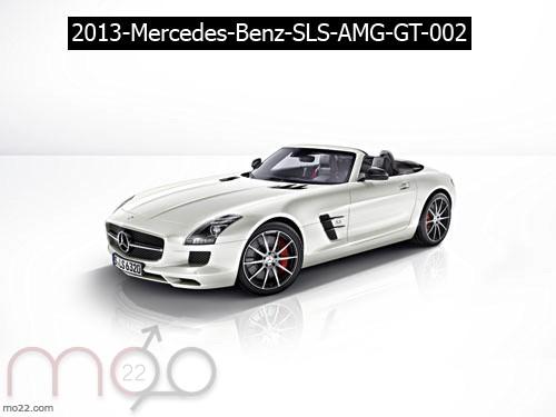 مرسيدس بنز - 2013- -SLS-AMG-GT-002
