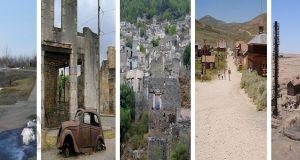 أماكن مهجورة في مناطق مختلفة من العالم (الجزء الثاني)