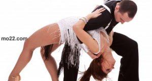 الرقص لزيادة لياقة الجسم لدى الرجل والمرأة