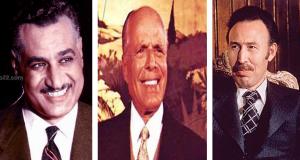 الشخصيات العربية الأبرز سياسيا (الجزء الأول )