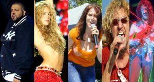 خمس مشاهير من أصول عربية في مجال الموسيقى الغربية