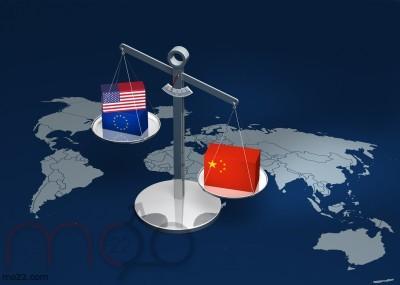 قائمة الدول الاسرع والاقل نموا المستقبل ليس امريكيا!