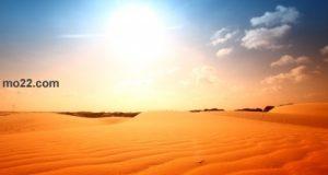 مرزوكة .. أجمل مكان في العالم لرؤية شروق وغـروب الشمس