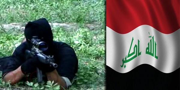 القناص العراقي أبو صالح