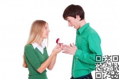 خطبة المرأة للرجل - ماذا سيحدث عندما تتقدم المرأة لخطبة الرجل ؟