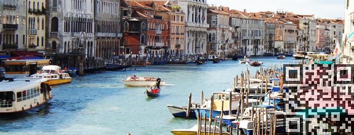 مناطق سياحية في أوروبا - مدينة فينيسيا العائمة