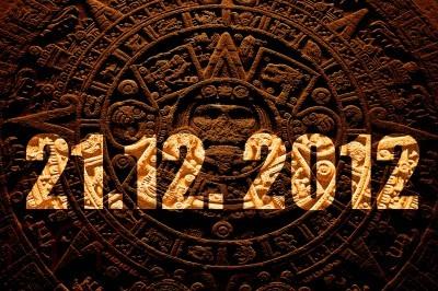 هل إقتربت نهاية العالم الذي نعيش فيه مع اقتراب نهاية عام 2012 ؟