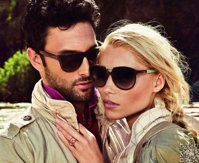 النظارات الشمسية من أهم اكسسوارات الرجل الأنيق