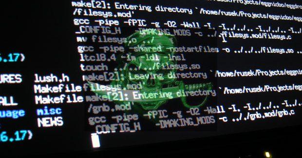القرصنة في الانترنت