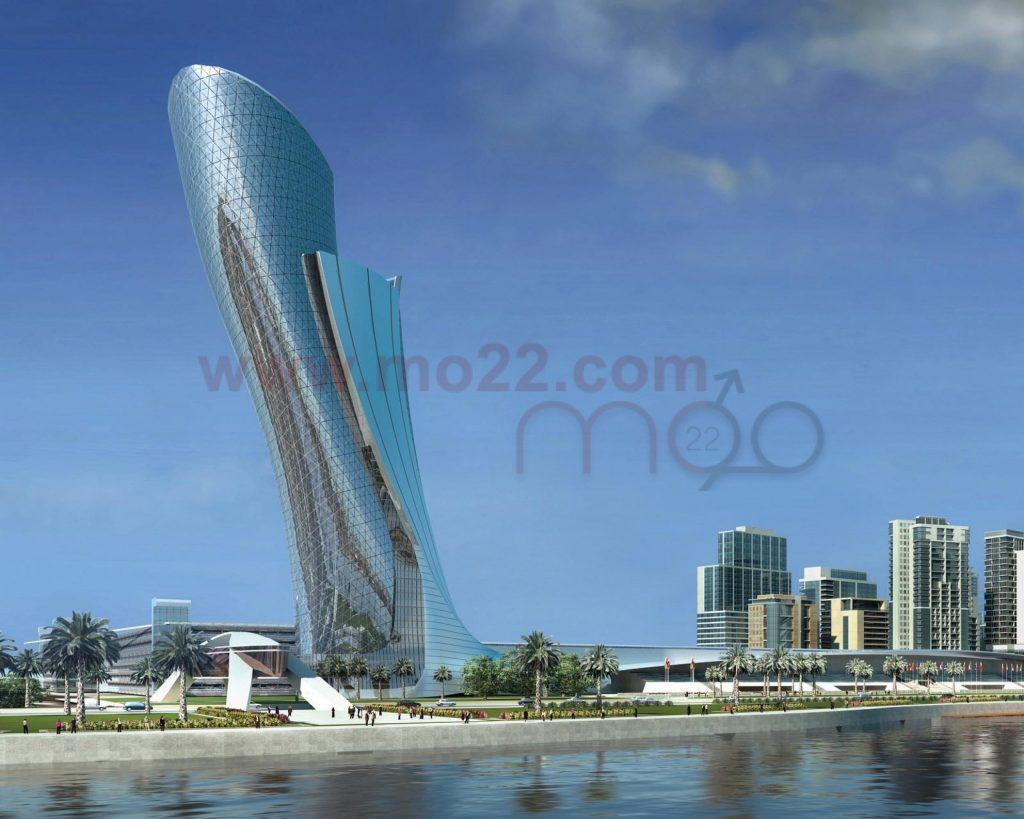 الإمارات العربية الوجهة السياحية- ابو ظبي