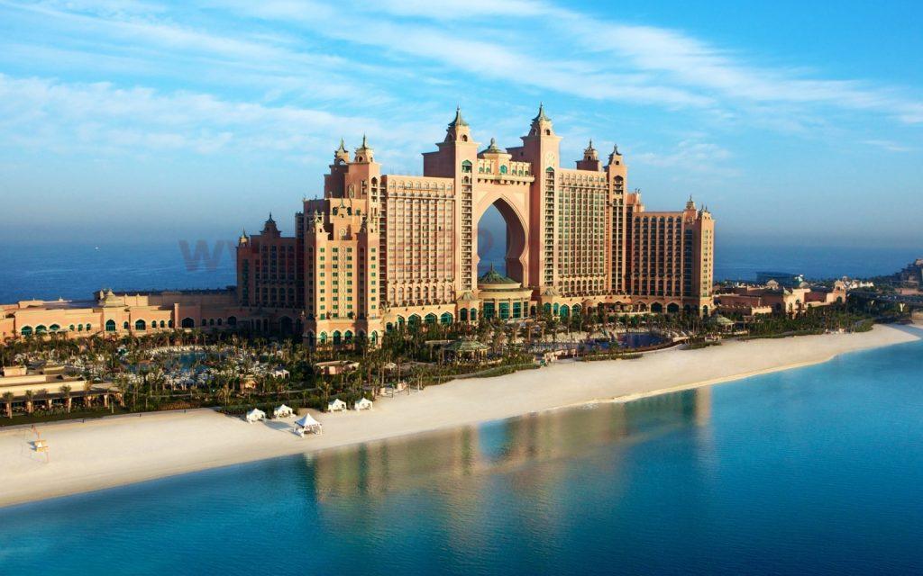 الإمارات العربية الوجهة السياحية