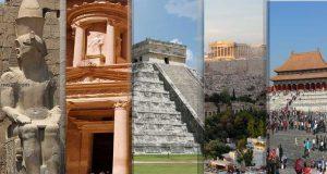 المدن الأثرية الأشهر في العالم