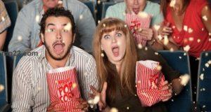 السينما مع اسرتك حاجة تانية