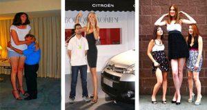 هل يا ترى تتغير عقلية الرجل حول المرأة الطويلة ؟