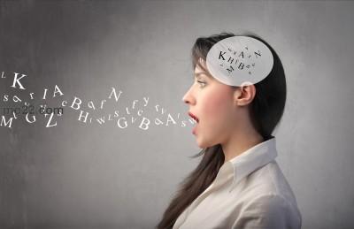 لغة المرأة اكثر حذرا بينما الرجل اكثر مباشرة