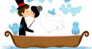 ما هي فكرتك المبدعة للزواج بعد أن تم أول زواج عبر تويتر